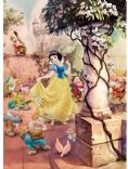 Dancing Snow White Disney photo wallpaper | Buy it now